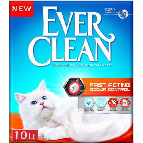 Ever Clean Fast Acting Hızlı Koku Etkili Kedi Kumu 10 Lt