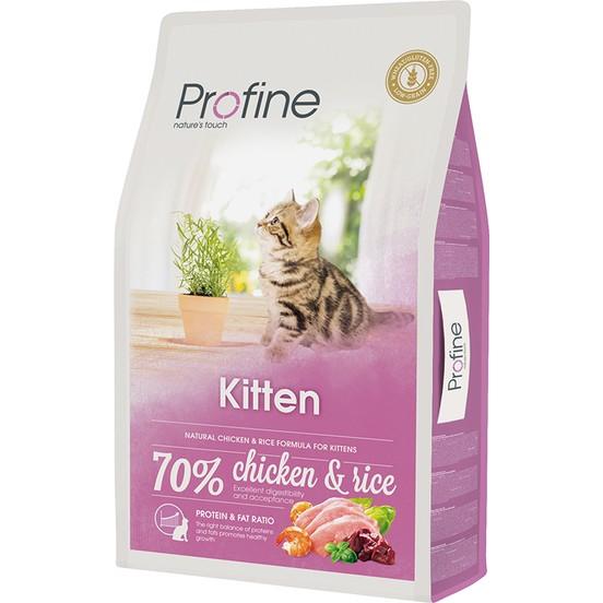 Profine Kitten Yavru Kedi Maması 1 Kg Açık