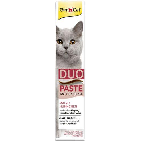 Gimcat Tüy Yumağı Önleyici Tavuklu Kedi Macunu 50 Gr