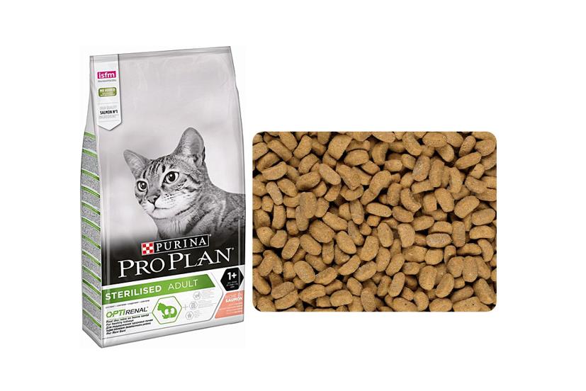 Pro Plan Somonlu Kısırlaştırılmış Kedi Maması 1 Kg Açık