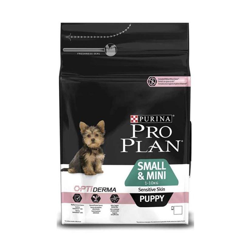 Pro Plan Somonlu Small Yavru Köpek Maması 3 Kg