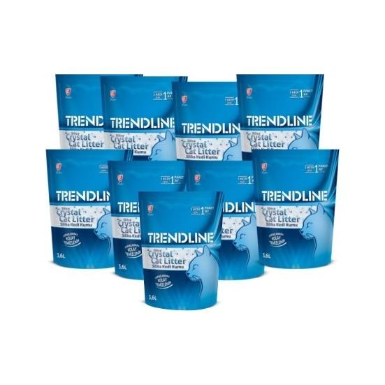 Trendline Silika Kristal Kedi Kumu 9 * 3,6 Lt.