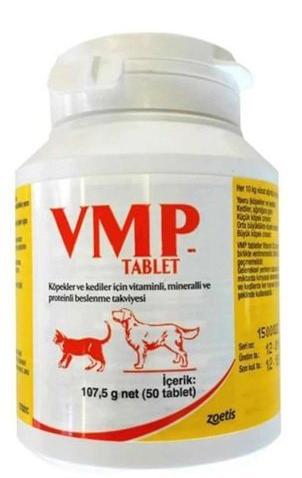 VMP Tablet Tüy Dökülme Önleyici 107,5 g (50 Tablet)