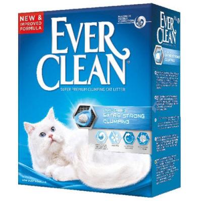 Ever Clean Extra Strong Unscented Kokusuz Kedi Kumu 6 Lt