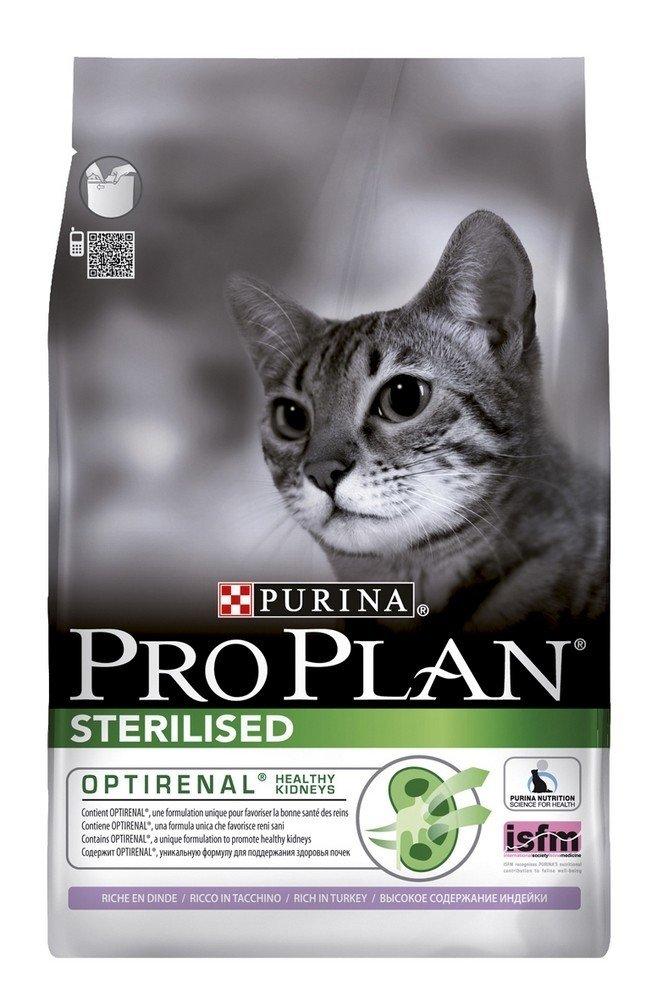Pro Plan Hindili Kısırlaştırılmış Kedi Maması 3 Kg