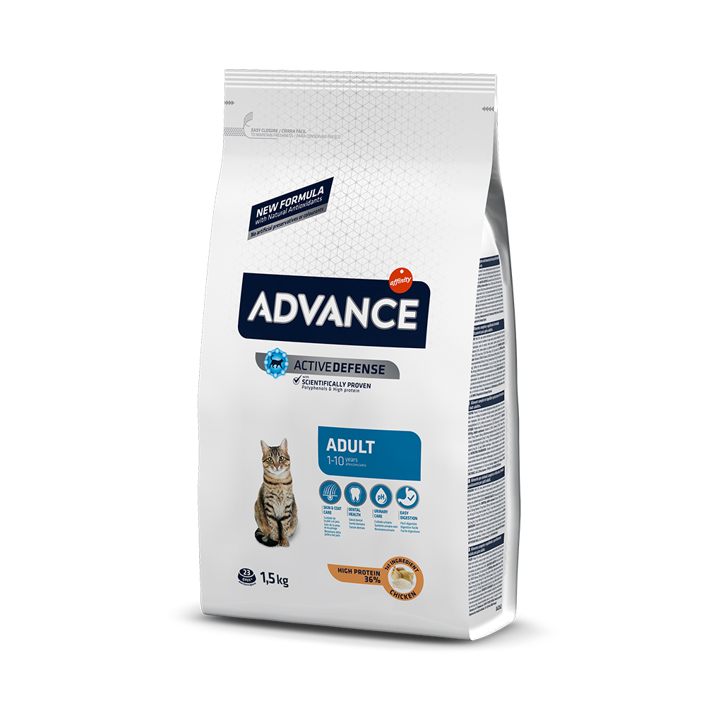 Advance Tavuklu Yetişkin Kuru Kedi Maması 1,5 Kg