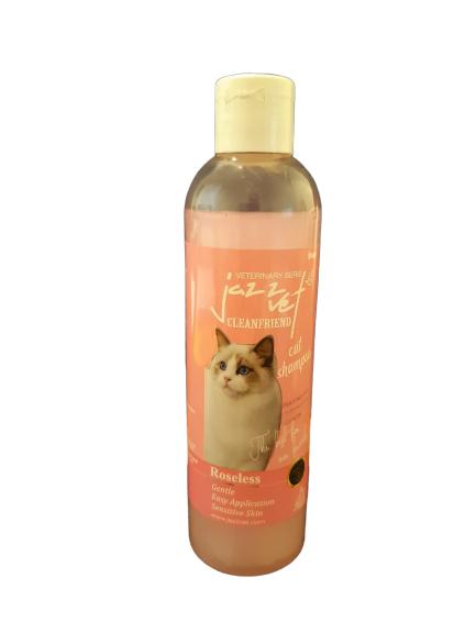 Jazz Vet Kediler İçin Tüy Deri Bakım Şampuanı 250 Ml