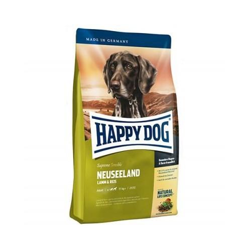 Happy Dog Neuseeland Kuzu Etli Köpek Maması 12,5 Kg + 2 Kg