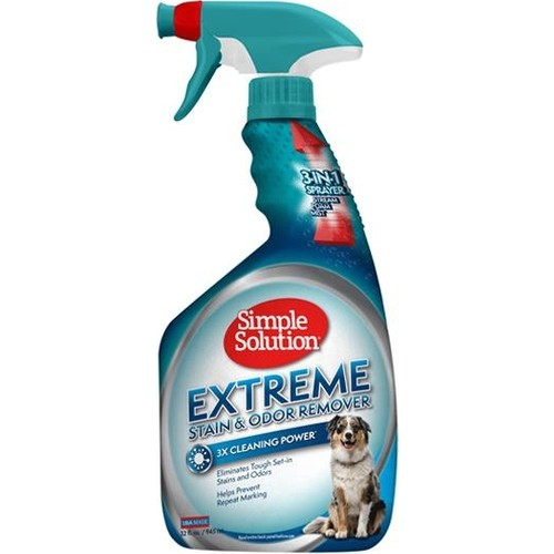 Simple Solution Extreme Leke ve Koku Giderici Sprey 945 ml