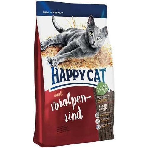 Happy Cat Voralpen Rind Biftekli Yetişkin Kedi Maması 4 Kg