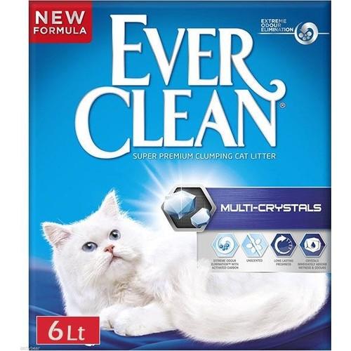 Ever Clean Multi Extra Güçlü Topaklaşan Kedi Kumu 6 Lt