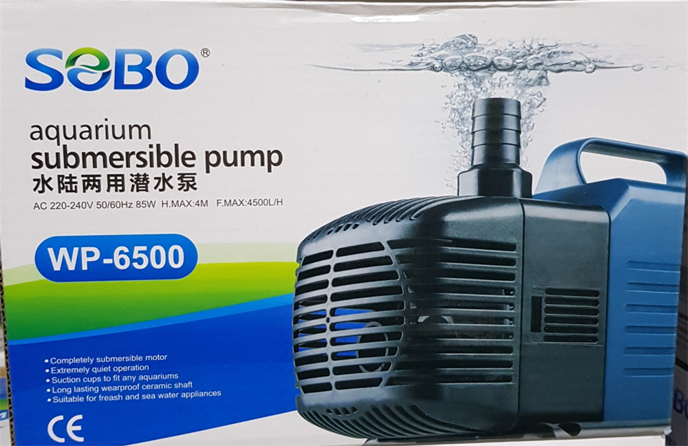Sobo Samp Motoru WP-6500 85W 4500 LT/SAAT