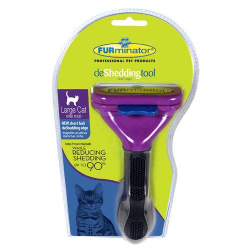Furminator Kısa Tüylü Kediler İçin Large