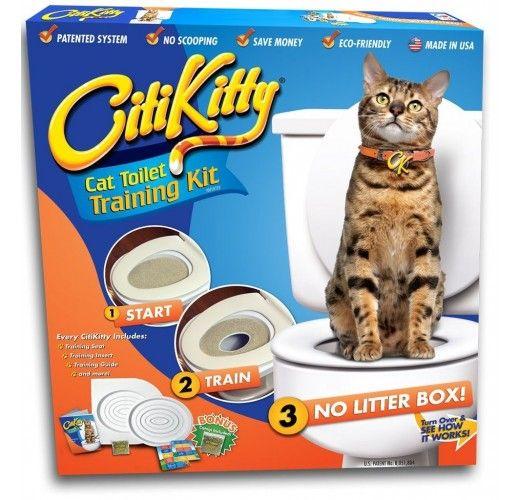 Citi Kitty Kedi Klozet Eğitim Seti
