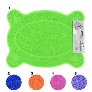 Maxi Life Kedi Tuvaleti Paspası Şekilli 60x30 cm Yeşil