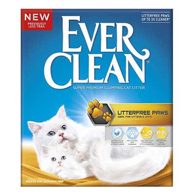 Ever Clean Litter Free Patilere Yapışmayan Kedi Kumu 10 lt
