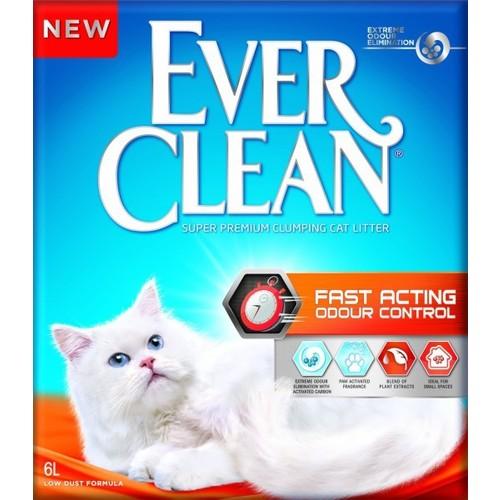 Ever Clean Fast Acting Hızlı Koku Etkili Kedi Kumu 6 Lt