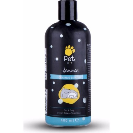 Pet Love Kedi  Köpek Şampuanı Ocean Breeze 400 ml