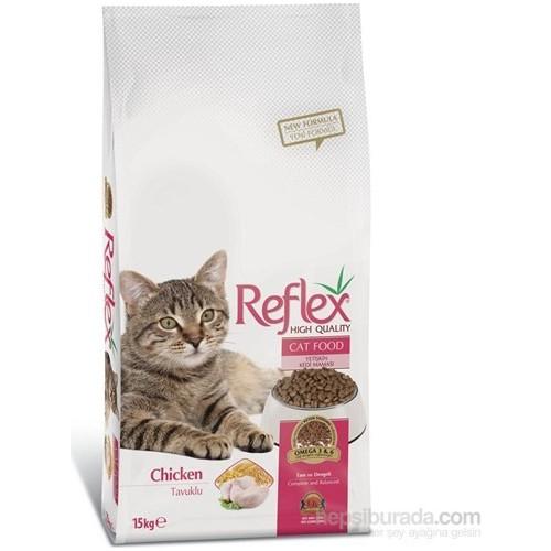 Reflex Tavuklu Kedi Maması 15Kg