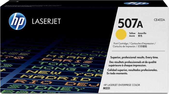 HP Color laserjet  507A M551N SARI TONER ...