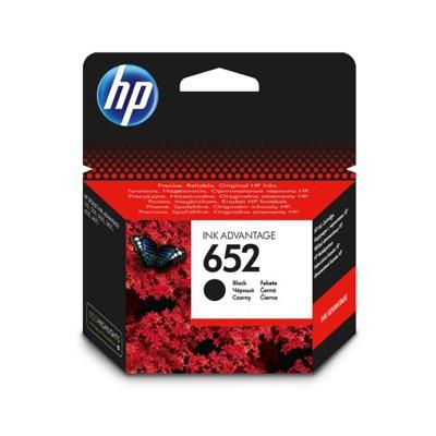 HP F6V25AE (652) SIYAH MUREKKEP KARTUSU ...