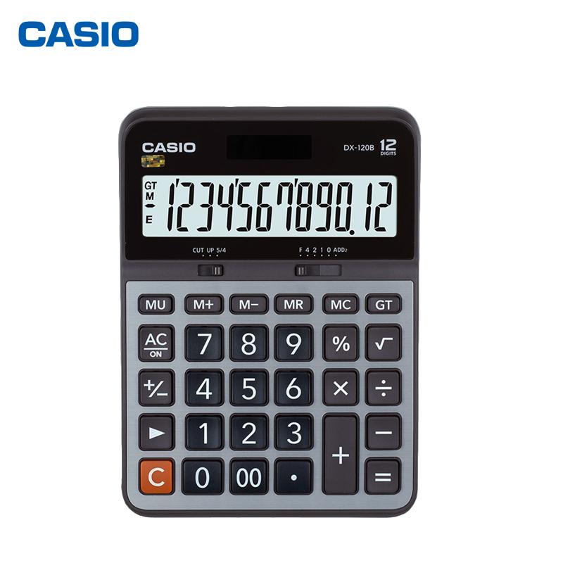 CASIO DX-120B MASA TİPİ 12 HANE HESAP MAKİNESİ ...