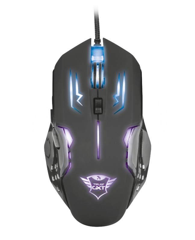 Trust 22090 Gxt 108 Rava Aydınlatmalı Gaming Mouse ...