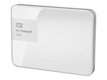WD 2TB My Passport External USB 3.0 Beyaz HDD ...